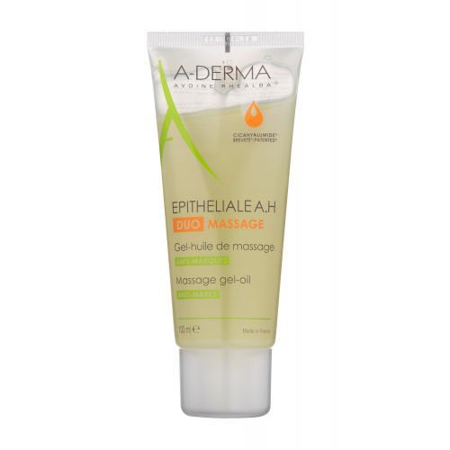A-Derma Epitheliale A.H Duo Massage cellulit i rozstêpy 100 ml unisex Naturalny