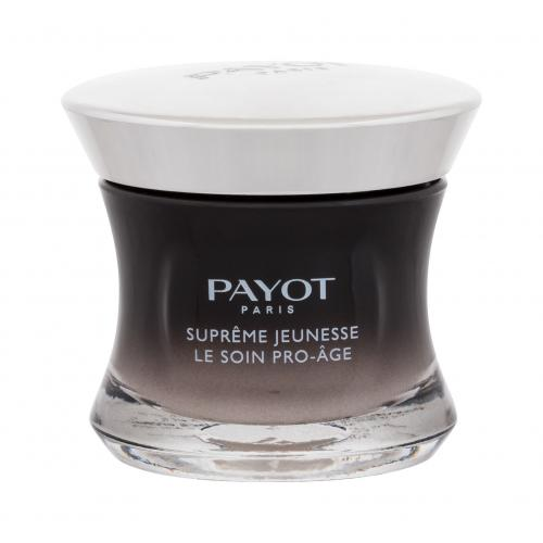 PAYOT Suprême Jeunesse Le Soin Pro-Age Fortifying Skincare Black Orchid krem do twarzy na dzień tester 50 ml dla kobiet