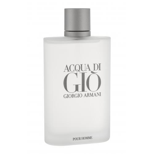 Giorgio Armani Acqua di Giò Pour Homme woda toaletowa 200 ml dla mężczyzn uszkodzony flakon