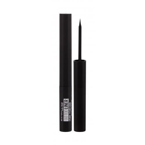 Maybelline Tattoo Liner Liquid Ink eyeliner 2,5 ml dla kobiet Uszkodzone pudełko 710 Ink Black