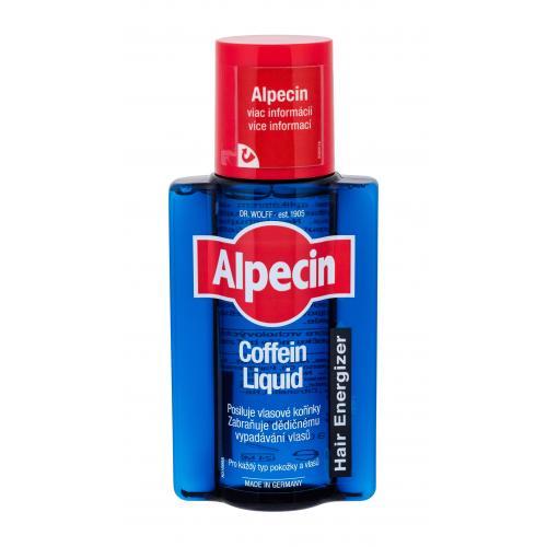 Alpecin Caffeine Liquid Hair Energizer serum do w³osów 200 ml dla mê¿czyzn