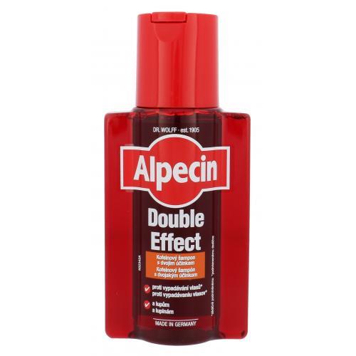 Alpecin Double Effect Caffeine szampon do w³osów 200 ml dla mê¿czyzn
