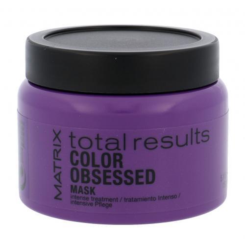 Matrix Total Results Color Obsessed maska do w³osów 150 ml dla kobiet