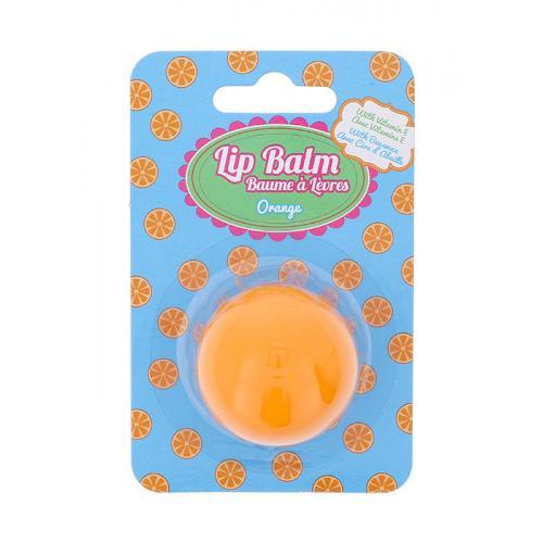 2K Lip Balm Fabulous Fruits balsam do ust 5 g dla kobiet Orange
