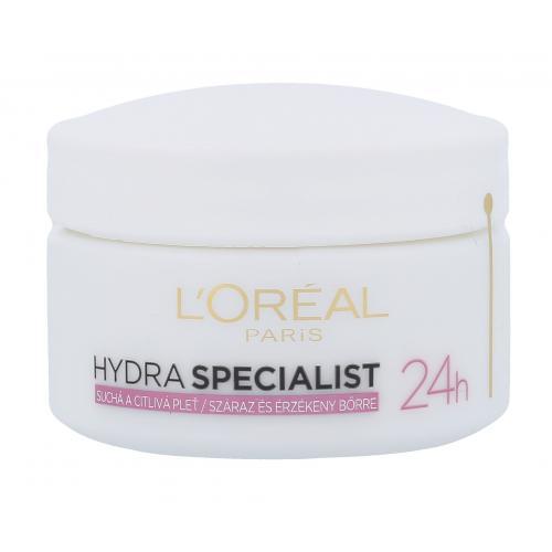 L´Oréal Paris Hydra Specialist krem do twarzy na dzień 50 ml dla kobiet