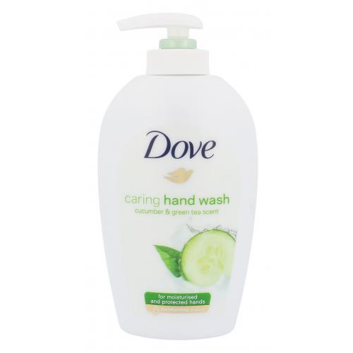 Dove Go Fresh Cucumber myd³o w p³ynie 250 ml dla kobiet