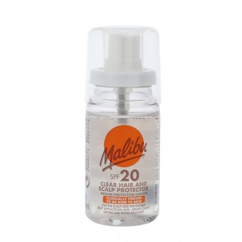 Malibu Clear Hair And Scalp Protector SPF20 serum do w³osów 50 ml dla kobiet