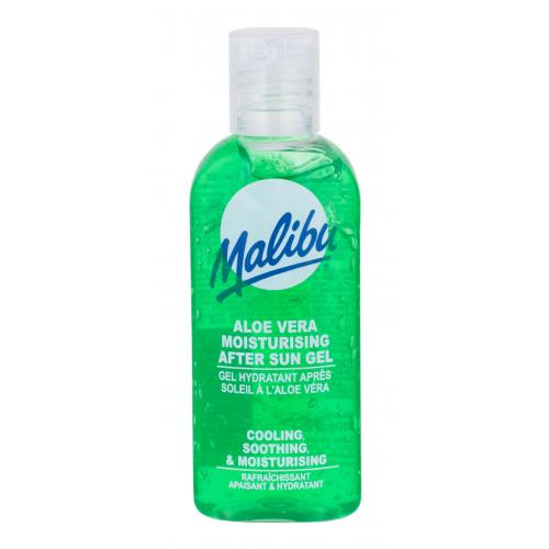 Malibu After Sun Aloe Vera preparaty po opalaniu 100 ml unisex