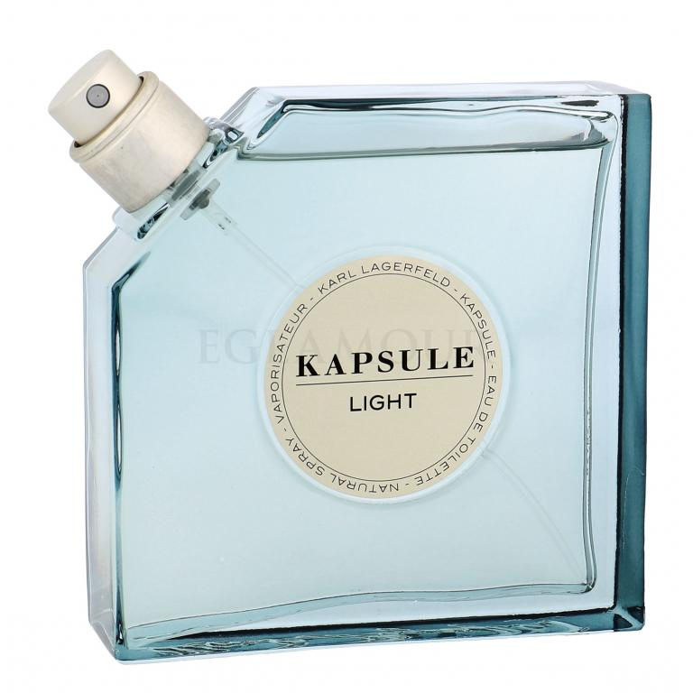 Karl Lagerfeld Kapsule Light Woda toaletowa 75 ml tester