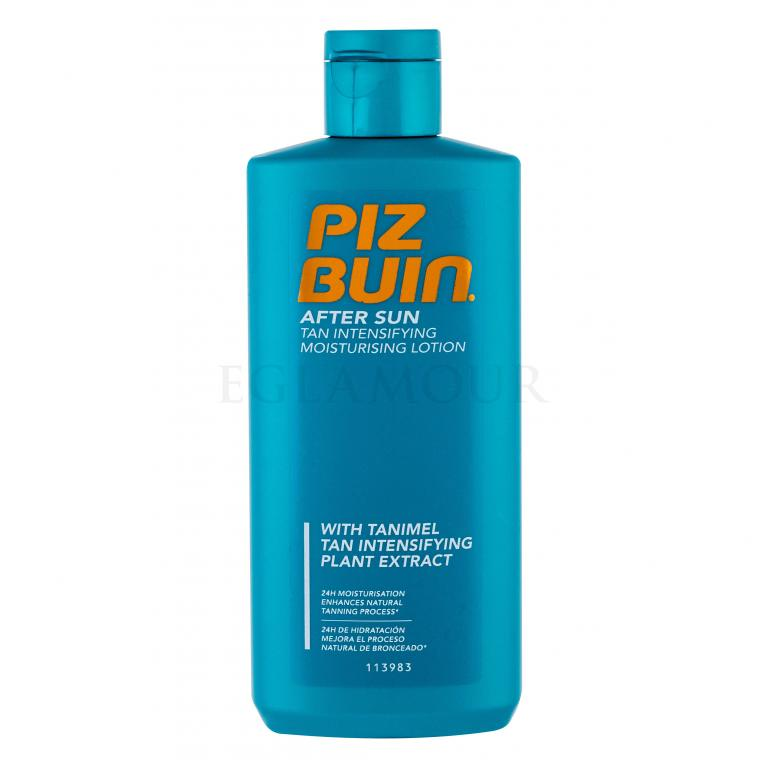 PIZ BUIN After Sun Tan Intensifier Lotion Preparaty po opalaniu 200 ml