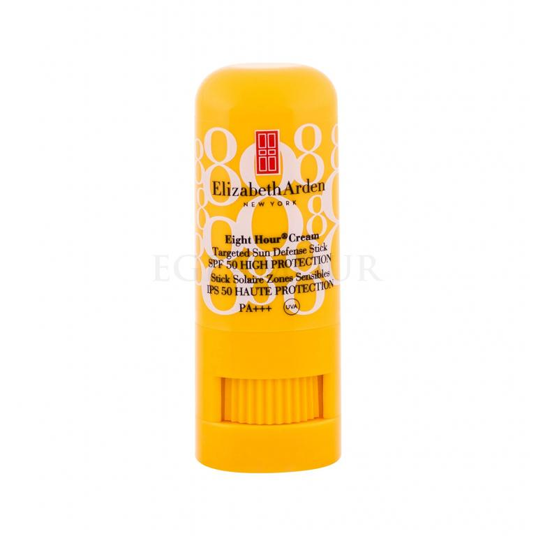 Elizabeth Arden Eight Hour® Cream Sun Defense Stick SPF 50 Preparat do opalania twarzy dla kobiet 6,8 g
