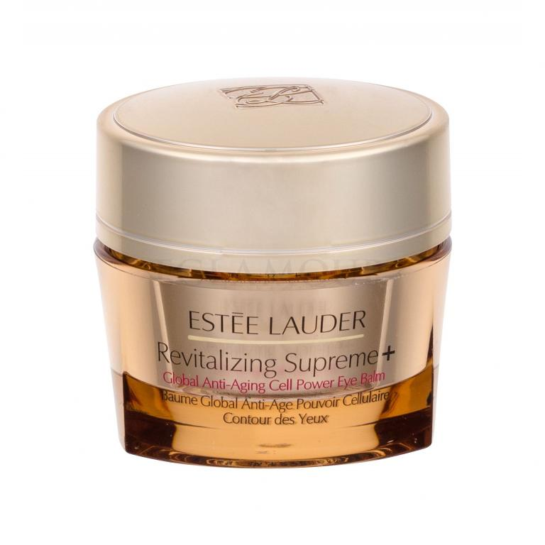 Estée Lauder Revitalizing Supreme+ Global Anti-Aging Cell Eye Balm Krem pod oczy dla kobiet 15 ml tester