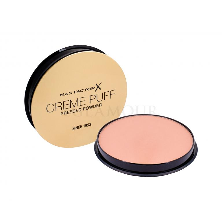 Max Factor Creme Puff Puder dla kobiet 21 g Odcień 53 Tempting Touch