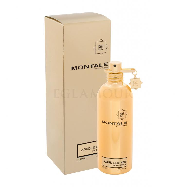 Montale Paris Aoud Leather Wody perfumowane