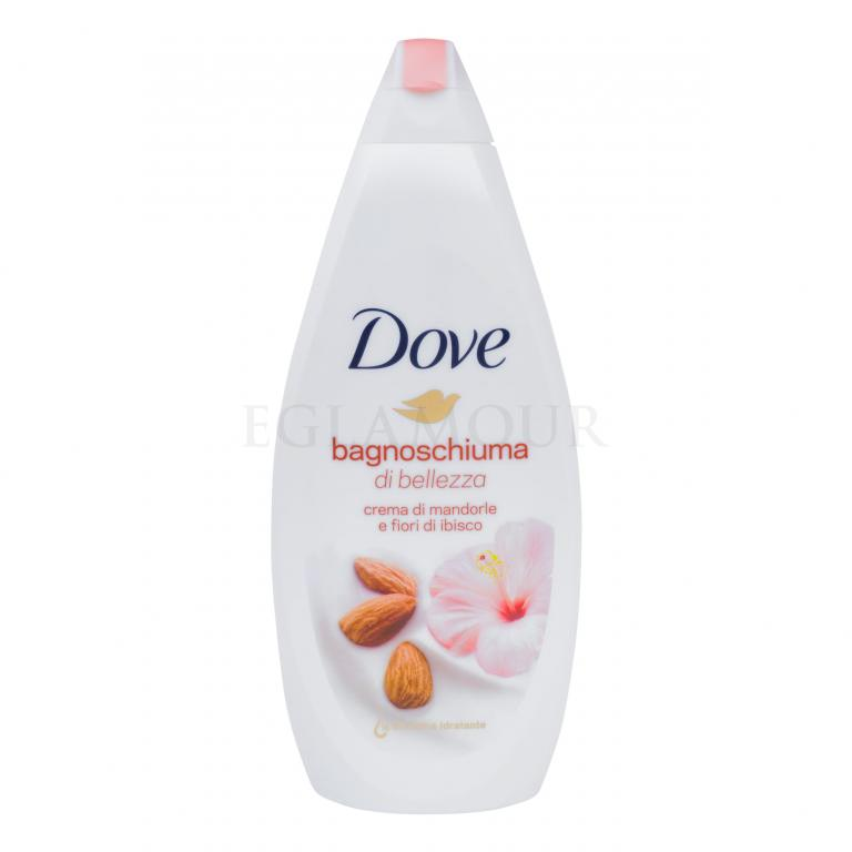 Dove Purely Pampering Almond Cream Pianki do kąpieli dla kobiet