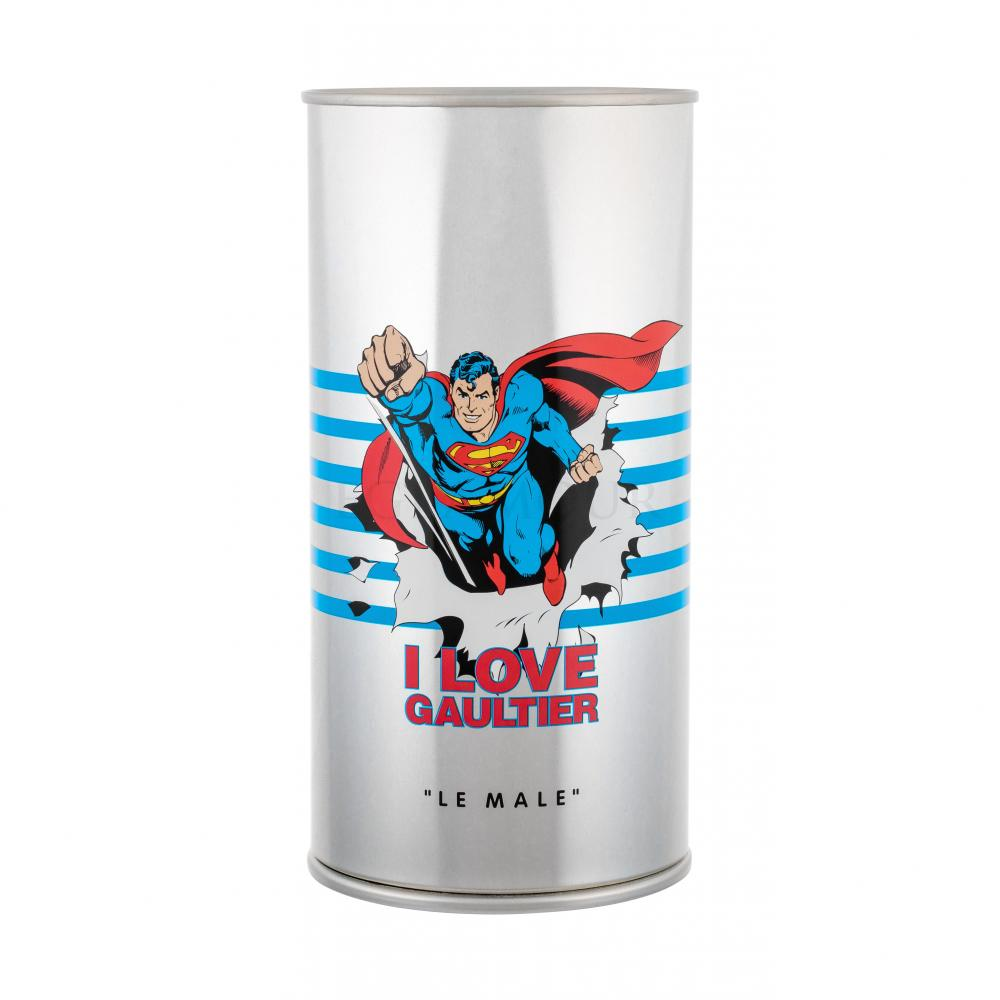 Jean Paul Gaultier Le Male Superman Eau Frâiche Woda ...