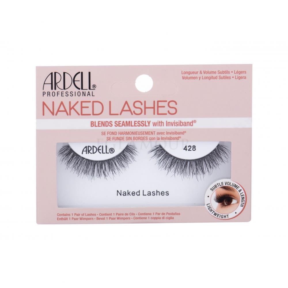 Ardell Naked Lashes 422 Sztuczne rzęsy dla kobiet 1 szt