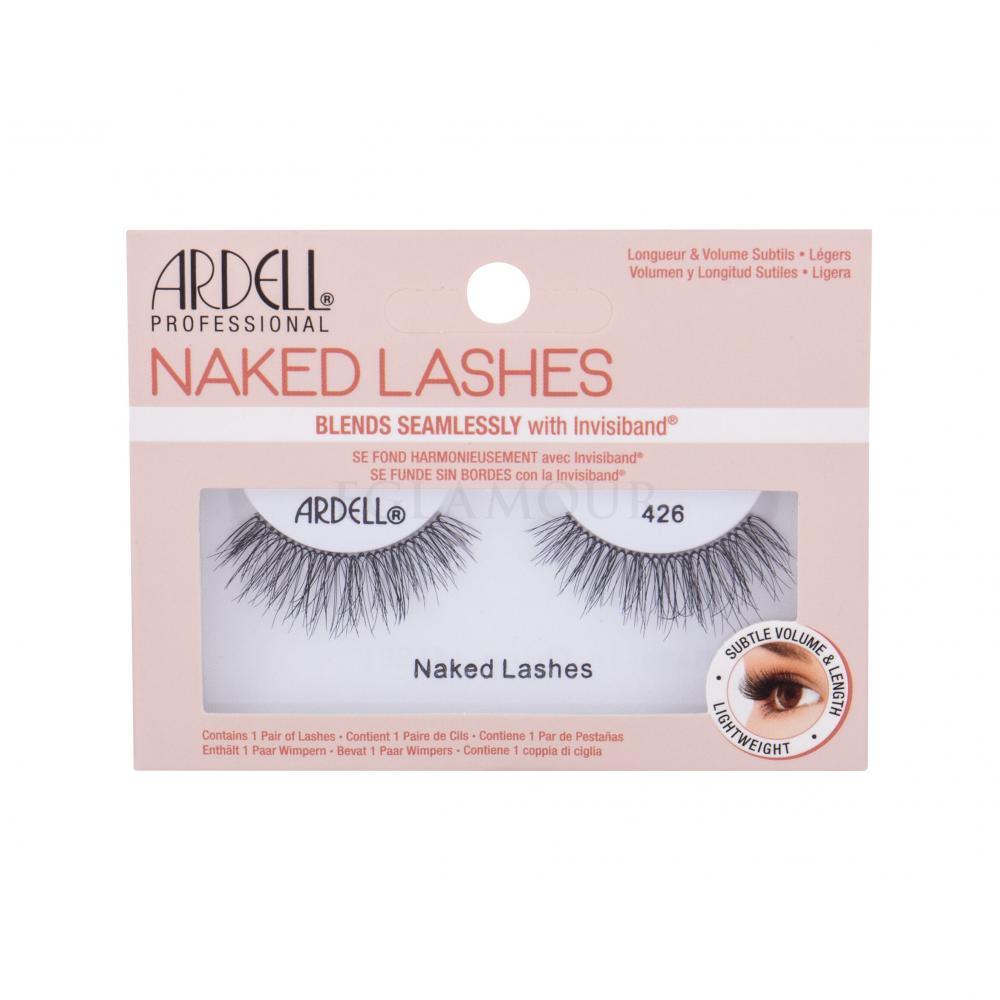 Ardell Naked Lashes 426 Sztuczne rzęsy dla kobiet   ELNINO