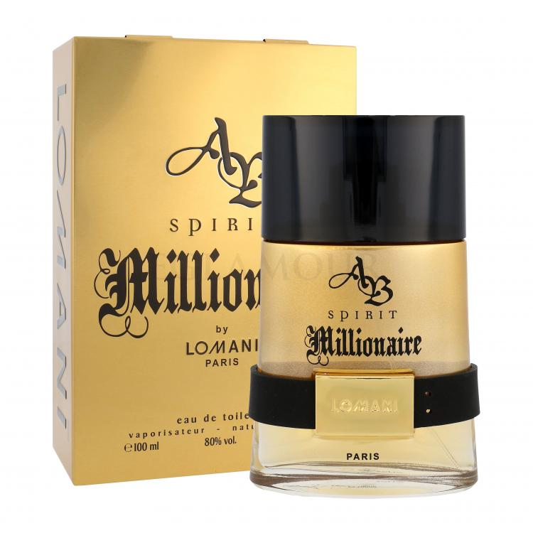 lomani ab spirit millionaire men