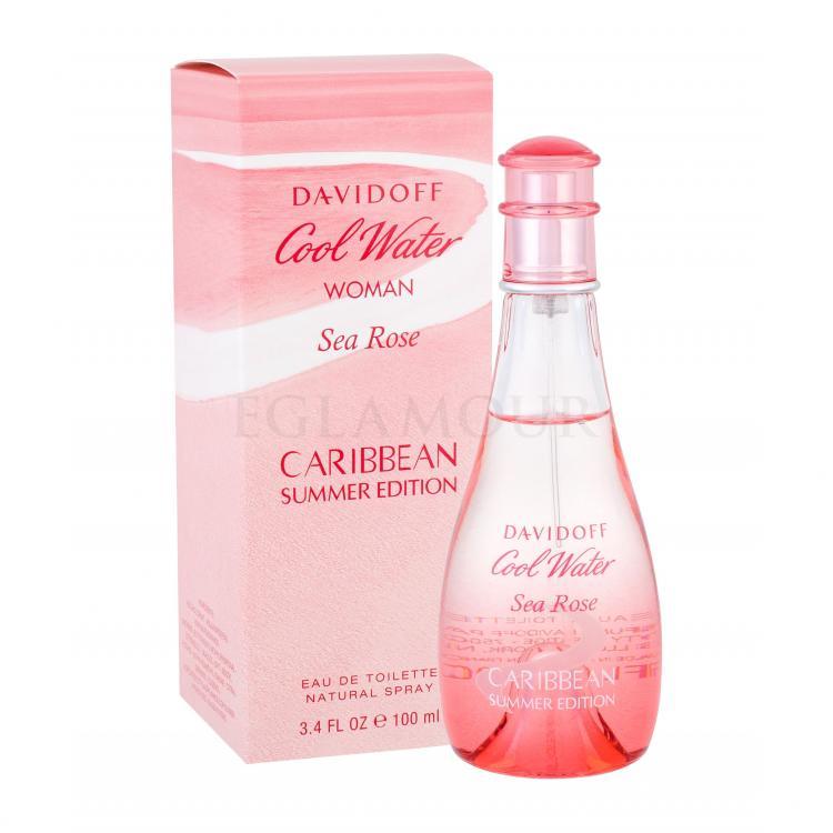 davidoff cool water sea rose caribbean summer edition