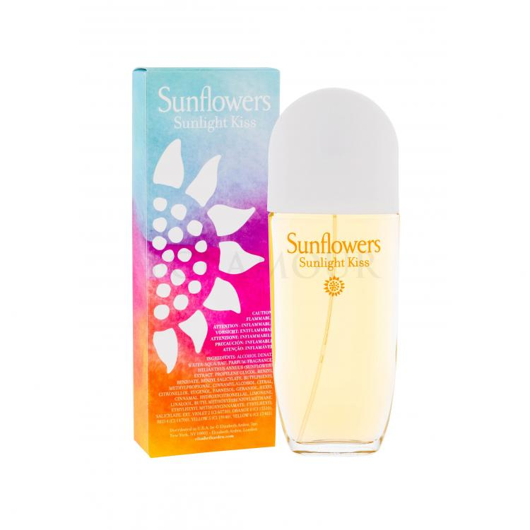 elizabeth arden sunflowers sunlight kiss