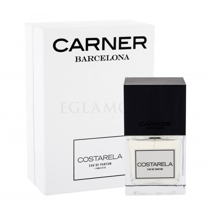 Carner Barcelona Woody Collection Costarela Woda perfumowana 100 ml