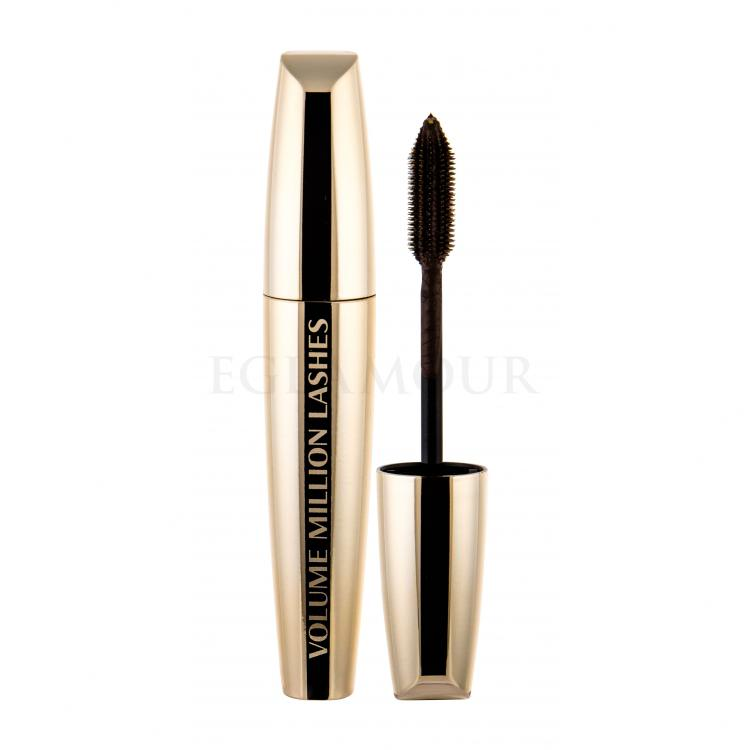 L´Oréal Paris Volume Million Lashes Tusz do rzęs dla kobiet 10,7 ml Odcień Brown