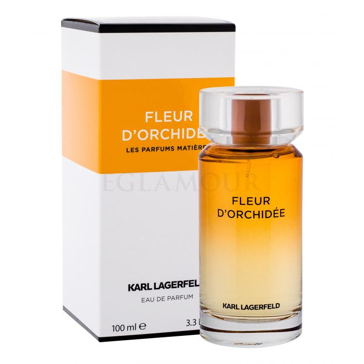 lagerfeld les parfums matieres - fleur d'orchidee