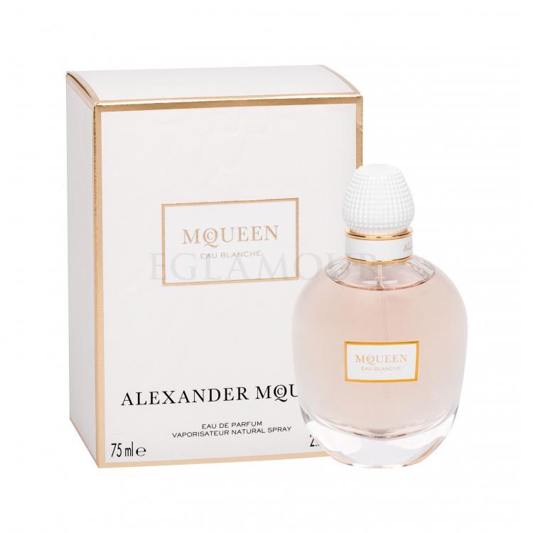 alexander mcqueen mcqueen eau blanche woda perfumowana 75 ml