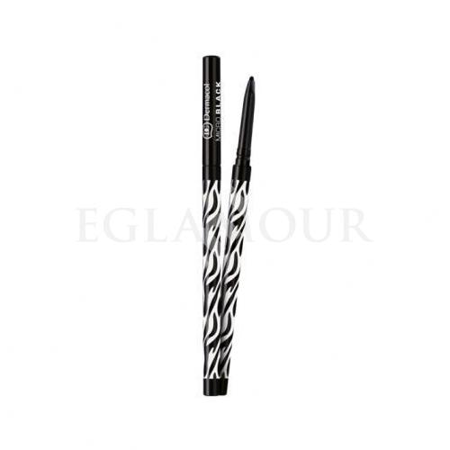 Dermacol Black Sensation Eye Micro Pencil Kredka do oczu dla kobiet 2,98 g Odcień Black