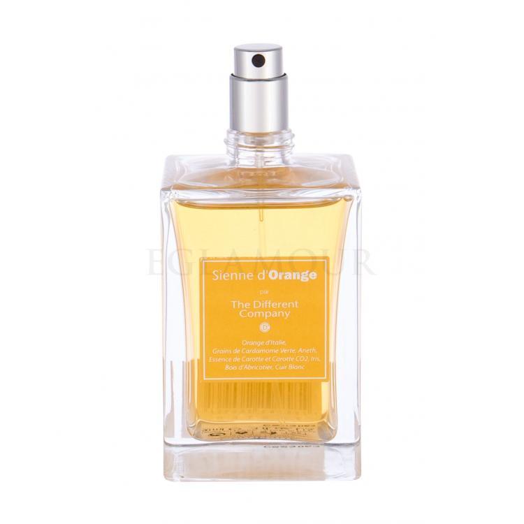 the different company l'esprit cologne - sienne d'orange