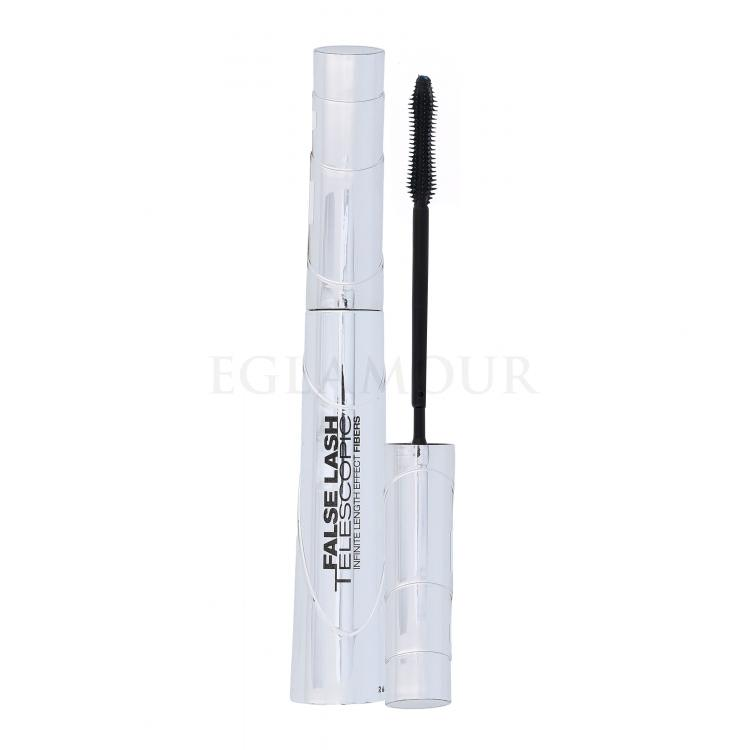 L´Oréal Paris False Lash Telescopic Tusz do rzęs dla kobiet 9 ml Odcień Magnetic Black