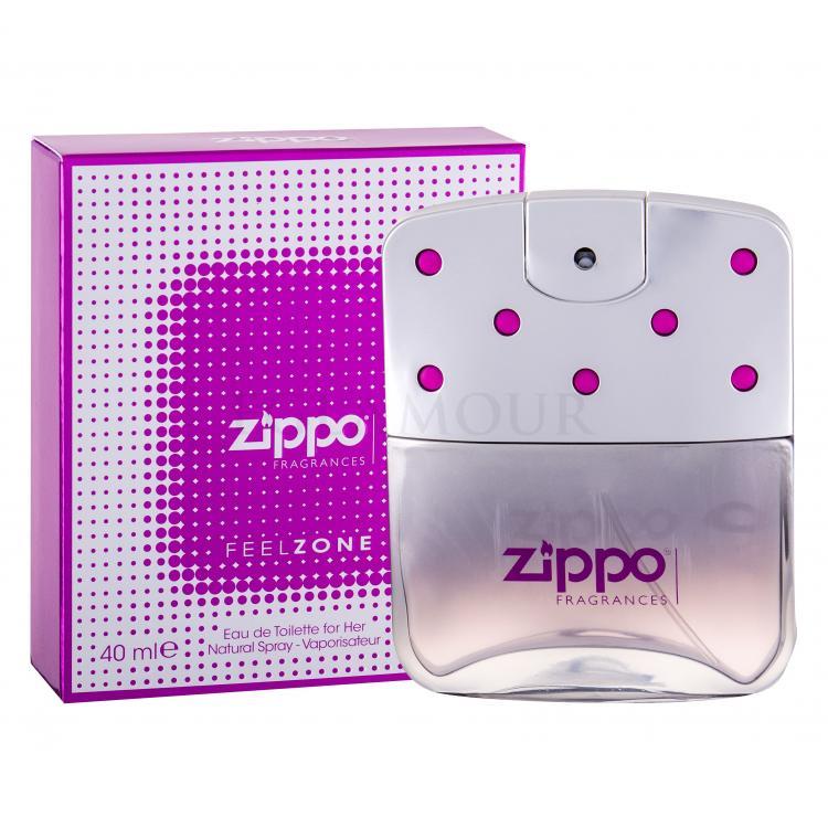 zippo fragrances feelzone for her