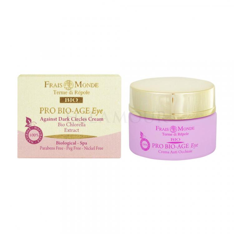 Frais Monde Pro Bio-Age Against Dark Circles Eye Cream Krem pod oczy dla kobiet 30 ml