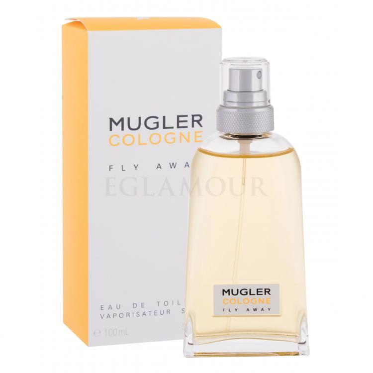 thierry mugler mugler cologne - fly away