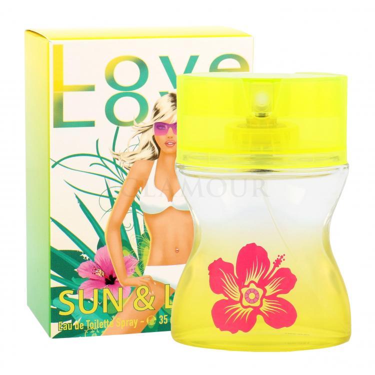 cofinluxe love love - sun & love