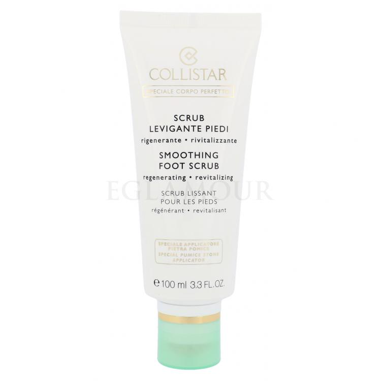 Collistar Special Perfect Body Smoothing Foot Scrub Kremy do stóp dla kobiet