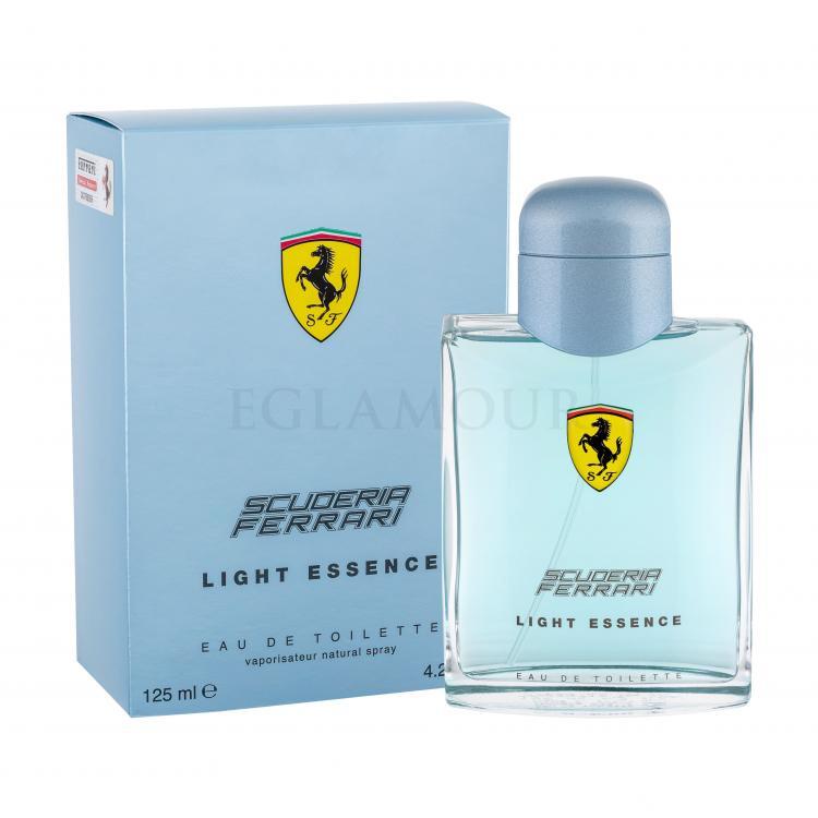 ferrari scuderia ferrari - light essence
