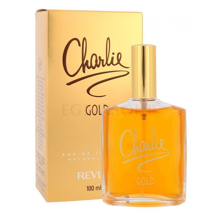 revlon charlie gold woda toaletowa 100 ml